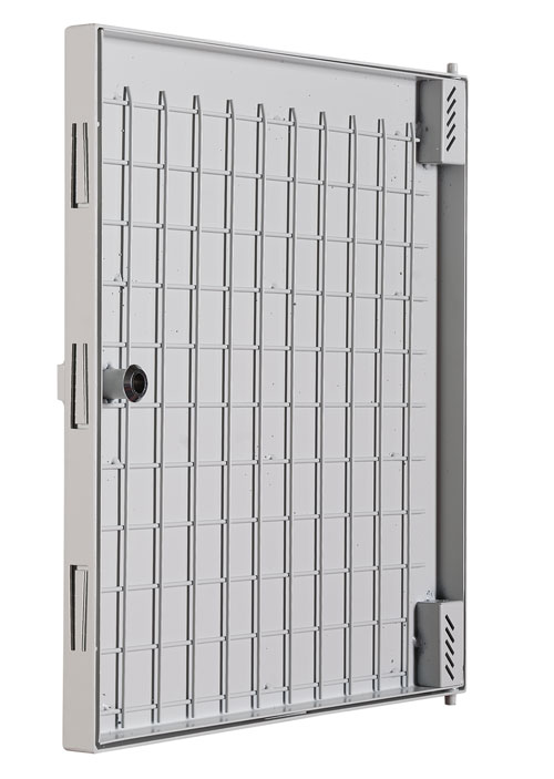 Puertas metalicas cgp cpm panelables - Puertas exterior metalicas ...