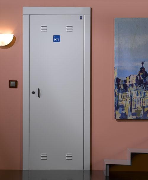 Puertas de paso para registros principales de for Puertas para cuartos